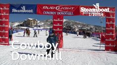 Steamboat - Cowboy Downhill