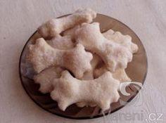 Další recept na snadné vánoční cukroví.