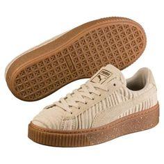 b3c62d85029368 Please Log In. White Puma Shoes · Puma Suede ...