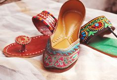 #colourful #ethinic #footwear now available at www.fabindia.com