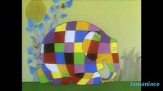 """Anytime Tales - """"Elmer the Patchwork Elephant"""", read by Johnny Morris"""