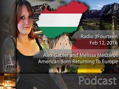 American Born Returning To Europe : Radio 3Fourten - Helpful Tidbits
