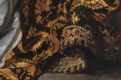 brushwork of Sir Anthony van Dyck