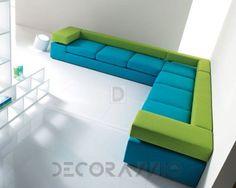 #sofa #furniture #interior #design модульный диван Adrenalina Go, Go catalogue set