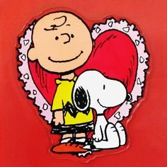 Show the world your love with Snoopy and Charlie Brown! Find Peanuts Valentine's Day Collectibles in our shop at CollectPeanuts.com.
