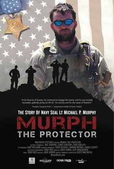1) LONE SURVIVOR is a feature film based on the best selling book Lone Survivor: The Eyewitness Account of Operation Redwing and the Lost Heroes of SEAL Team 10 (Hits theaters Dec. 27th) 2) MURPH: The Protector is a feature documentary about the incredible life of Lt. Michael P. Murphy, Medal of Honor recipient for his heroic actions during Operation Red Wings. Both films honor the lives of the men who sacrificed so much for their brothers.