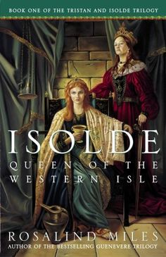 Book one of the Tristan and Isolde books.  A good version of the classic myth.