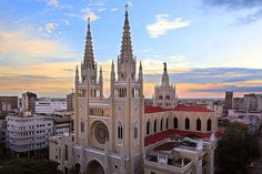 Metropolitan Cathedral in #Guayaquil, Ecuador. La hermosa catedral de Guayaquil
