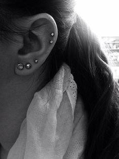 triple lobe + double cartilage