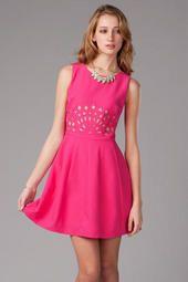 Azalea Cutout Dress