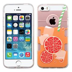 590a408fe4a MYBAT Candy Skin IMD Series iPhone 5/5S/SE Case - Orange Soda. Fundas Para  Celular ...