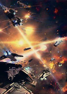Gemini Wars Final Stage by Krzyzowiec on deviantART