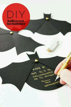 Wedding Invitations Fall Diy Halloween Party Ideas For 2019 Theme Halloween, Holidays Halloween, Halloween Diy, Halloween Decorations, Haunted Halloween, Halloween Stickers, Halloween Projects, Halloween Makeup, Invitation Halloween
