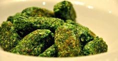 Quenelles de Espinafre e Ricotta | Try it