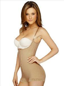 Leonisa Shapewear, Control Shaper, use after a Tummy tuck or Liposuction, Reduces your Waist, Above your Knee-LightBrown-XLarge by Leonisa. $60.00. After a liposuction, tummy tuck, or any abdominal surgery.. Enhances your natural body curves.. Helps you burn unwanted body fat.. Used for Post surgeries or just to shape your body.. Waist Reducer and Shaper.. Boyshort Moderate Control Leonisa Shaper. The elastic powernet fabric adjusts perfectly to your body and reduces the wa...