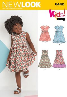 6442 - Children - All Sewing Patterns