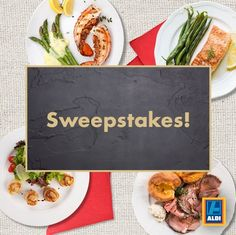"ALDI Premium Special Buy Sweepstakes Enter for a chance to win $200 in ALDI gift certificates!     NO PURCHASE NECESSARY TO ENTER OR WIN. A PURCHASE WILL NOT INCREASE YOUR CHANCES OF WINNING. The Premium Special Buy Sweepstakes (the ""Sweepstakes"") starts on November 24, 2015 at 12:00 p.m. Central Standard Time (""CST""), and ends on December 8, 2015 at 11:59 p.m. CST (""Sweepstakes Period""). ELIGIBILITY: Sweepstakes is open to legal residents of the fifty (50) United States"