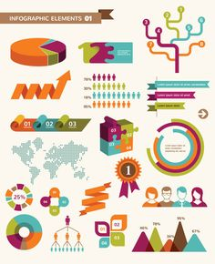 Graphic - Infographic elements - Zizaza item
