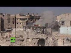 """Aleppo: Schwerer Rückschlag für """"Rebellen"""" - Syrisch Arabische Armee erobert ganzen Stadtteil zurück — RT Deutsch"""
