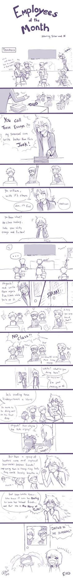 Random comic is random pay no attention to the drawing quality, i rly drew this quick and out of boredom i dont actually celebrate valentine's hehe i just did this for fun to all those Preciousmeta...
