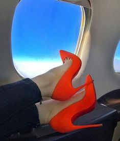 Red #highheelsstilettos