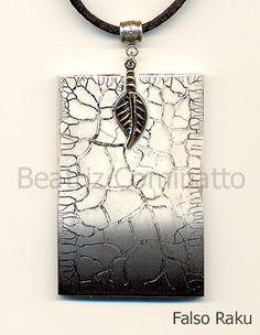 imitação de raku em cerâmica plástica (Fimo) | Beatriz Cominatto | Flickr