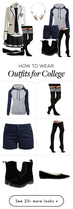 """""""Ara Winsley"""" by xxholly164xx on Polyvore featuring MICHAEL Michael Kors, Barbour, Commando, Dr. Martens, Frends, women's clothing, women, female, woman and misses"""