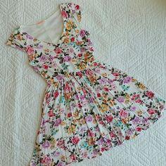 Moon Floral Dress