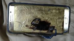 Samsung Galaxy S6 Edge Plus Fire: Device Bursts Into Flames After Left To Charge