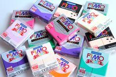 Občas se může hodit i tužší hmota za výprodejovou cenu...:-) Candy, Fimo, Sweets, Candy Bars, Chocolates