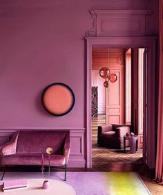 Phenomenon Color Harmony Interior Design Ideas For Cool Home Interior wahyup. - Home Decor Design Canapé Design, Home Design, Home Interior Design, Interior And Exterior, Interior Decorating, Decorating Games, Decorating Websites, Colorful Interior Design, Mansion Interior