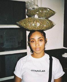 My future girl😢😢 Weed Girls, 420 Girls, Girls Fun, Pretty Girls, High Society, Ganja, Kool Savas, Stoner Art, Gangsta Girl