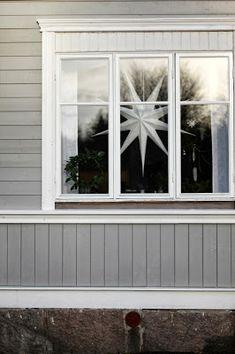 Garage Doors, Windows, House Styles, Cottages, Garden, Outdoor Decor, Inspiration, Home Decor, Sweden House
