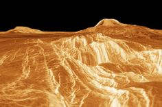 Venus May Have Had Oceans Of Carbon Dioxide | IFLScience