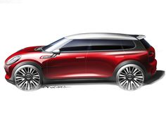 WORLD PREMIERE: MINI CLUBMAN CONCEPT