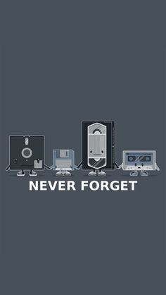 Never Forget - Retrospective | #wallpaper #poster #oldschool