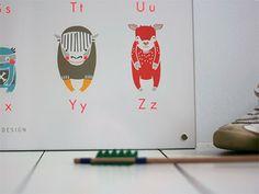 zenzi-design: • • • ein ABC von zenzi design