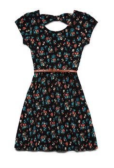 Sweet Floral Dress (Kids) | FOREVER21 girls - 2000070917  WANT THIS!