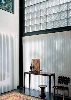 CORTINAS Luminette ® Colección: Sheer Linen