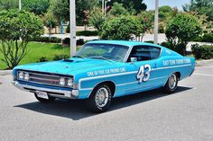 '69 Ford Torino Cobrajet Richard Petty