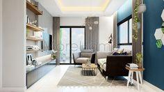 Thiết kế nội thất cao cấp cho căn hộ 150m2