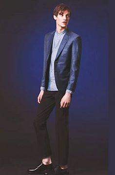 #MatthewHitt #Models #Fashionmodels #Fashionblogger #Drowners #Drownersband #MattHitt for #EastDane Spring 2015 z
