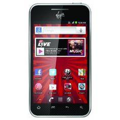 LG Optimus Elite Prepaid Android Phone (Virgin Mobile), (virgin mobile, lg optimus v, android, smartphone, droid, cell phone, 3g, lg optimus, lg, lg optimus s)