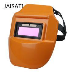 JAISATI Welders' headset  Automatic variable light mask Welding TIG  machine mask #Affiliate