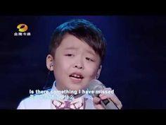 中国新声代李成宇(Jeffrey Li )超凡实力演唱《tell me why》,被曹格封为歌神! - YouTube