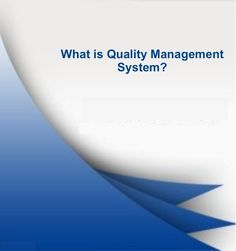 What is #Quality #Management #System?  http://www.slideshare.net/businessoperationssupportservices/what-is-quality-management-system-46162937