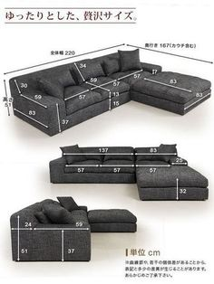 Modern sofa and furniture ideas for your home or office [20]
