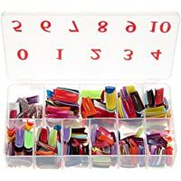 Shopping Cart Nail Art Kit, Nail Tips, Art Supplies, Nail Colors, Nails, Cart, Amazon, Shopping, Finger Nails