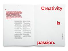 What they didn't teach you in design school by Glen Thorpe, via Behance – Pin Coffee – fashion editorial layout Page Layout Design, Magazine Layout Design, Graphic Design Layouts, Graphic Design Inspiration, Magazine Layouts, Design Posters, Text Layout, Print Layout, Brochure Layout