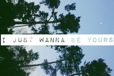 Arctic Monkeys  Wanna be yours #arcticmonkeys #alexturner #wannabeyours #am #blue #forest #yours #mood